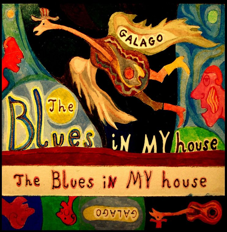 The blues in my house