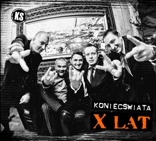 X Lat Zespołu