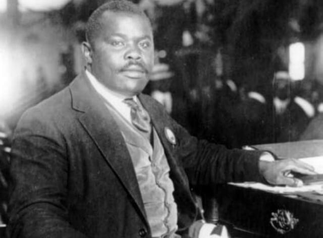 Garvey Marcus Mosiah