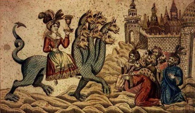 Nierządnica z Babilonu