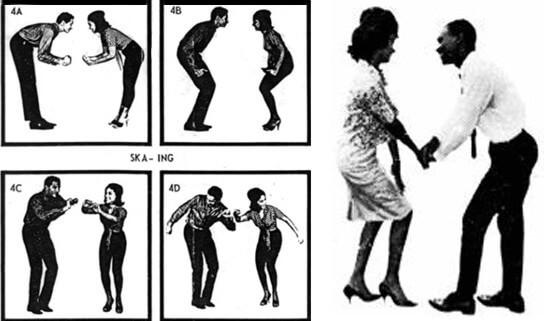 Taniec ska